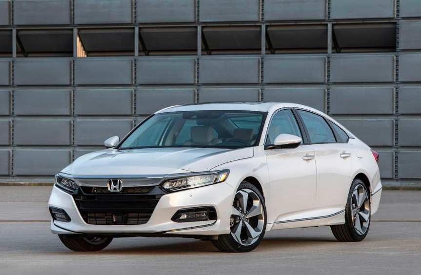 46 A Honda Accord 2020 Redesign Price And Review