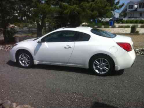 46 All New Nissan Altima Coupe 2008 Performance And New Engine