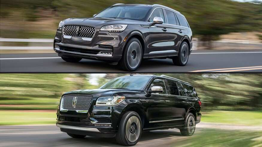 46 Best 2020 Lincoln Aviator Vs Volvo Xc90 Interior