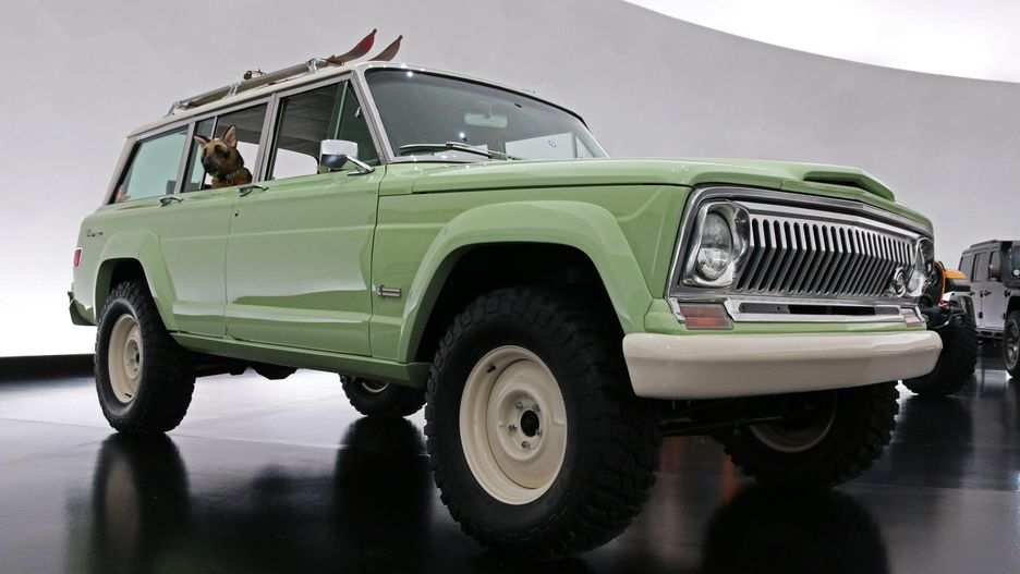 46 New 2020 Jeep Wagoneer And Grand Wagoneer Research New