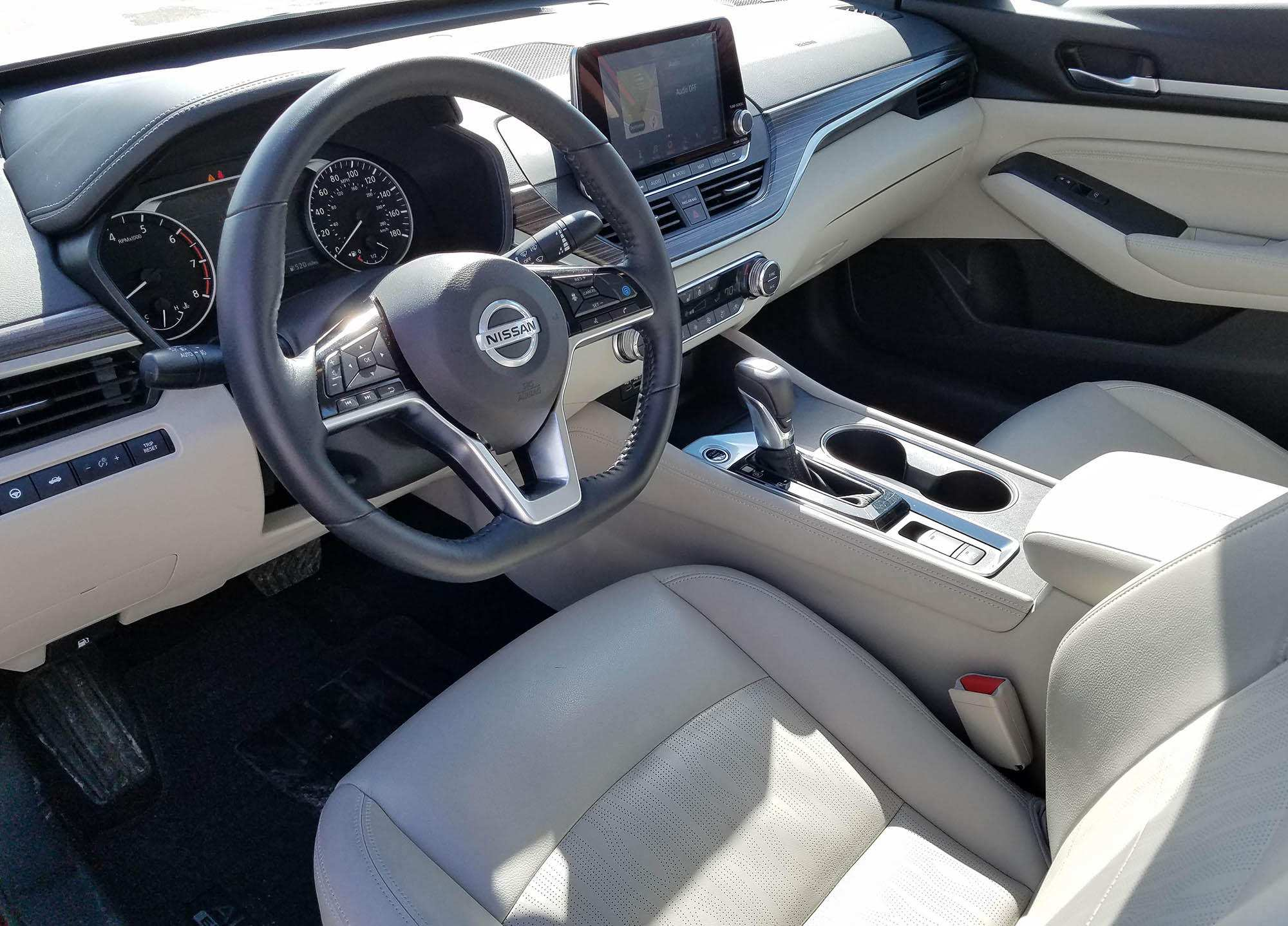 46 The Best Nissan Altima Interior Release Date