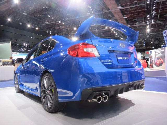 46 The Subaru Impreza Wrx Sti 2020 Review