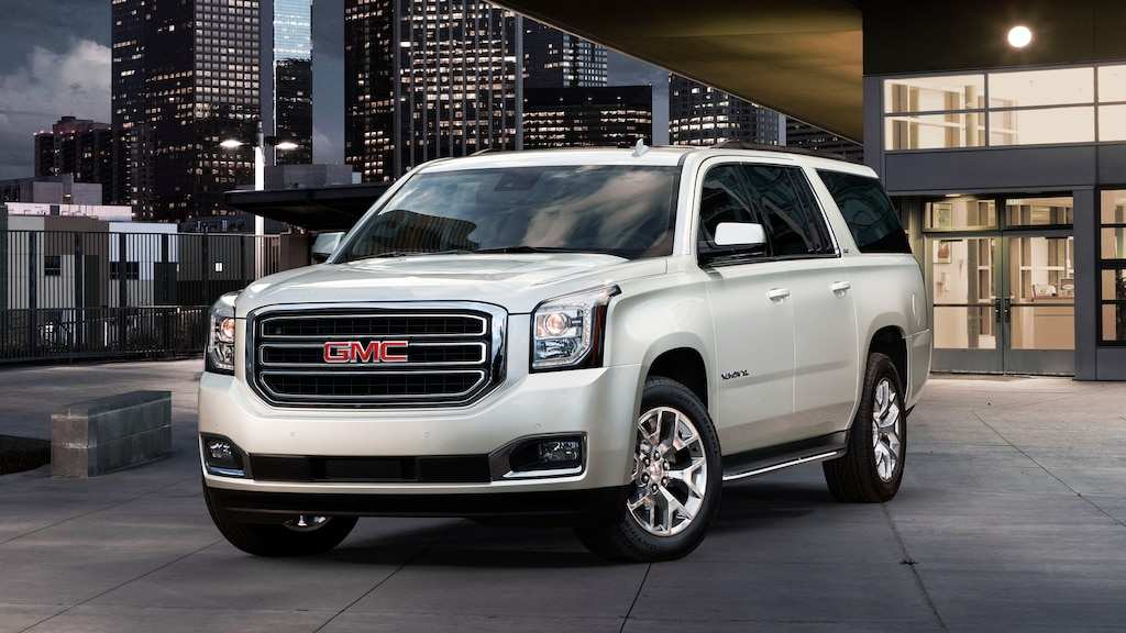 46 The What Does The 2020 Gmc Yukon Look Like Performance And New Engine