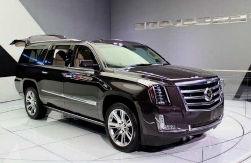 47 A 2020 Cadillac Escalade Premium Luxury Performance