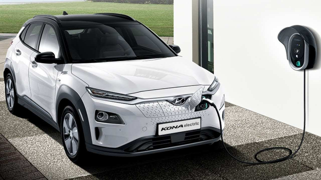 47 All New Hyundai Electric Car 2020 Price And Release Date