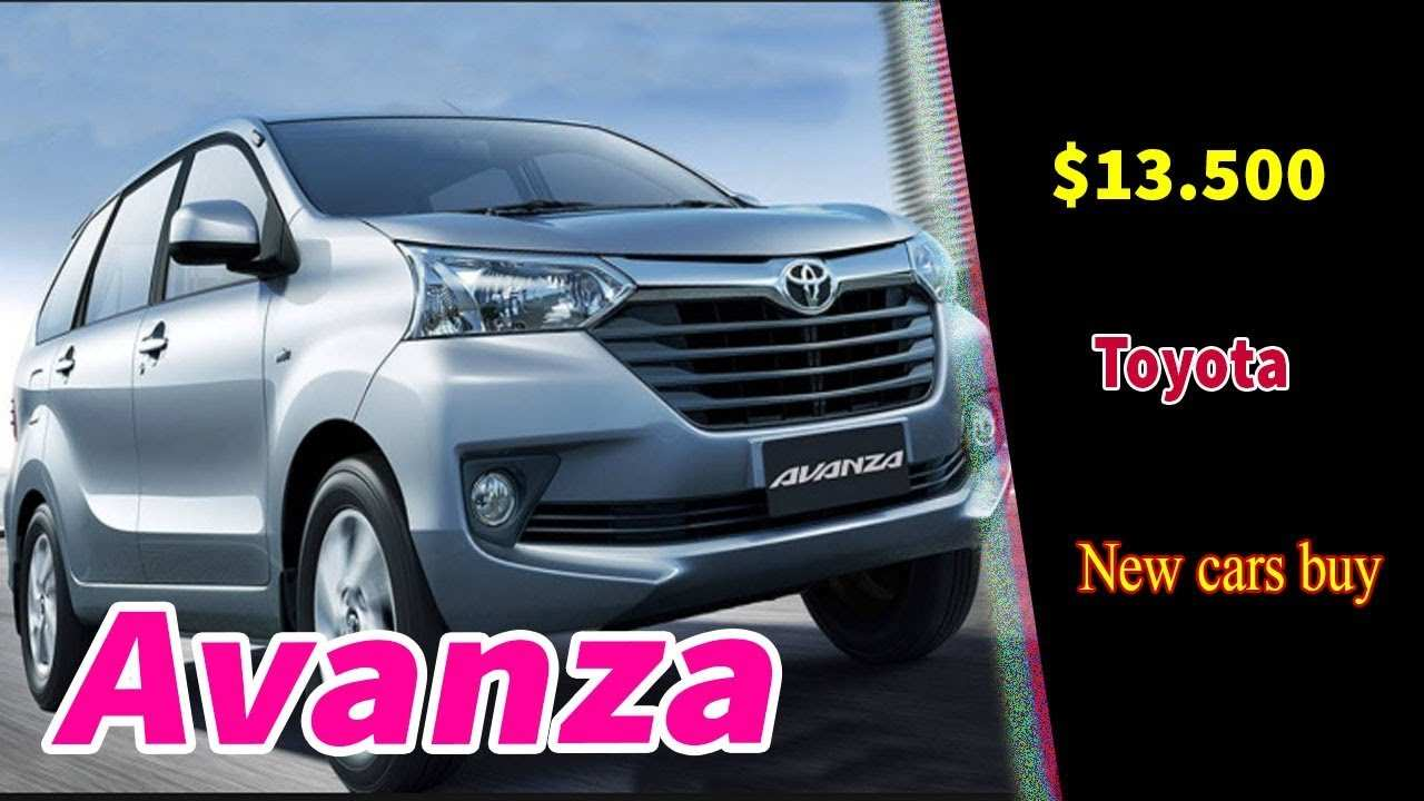 47 The Best Toyota Avanza 2020 Philippines Price Design And Review
