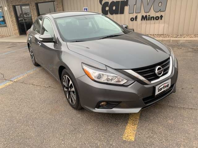 48 A 2018 Nissan Altima History