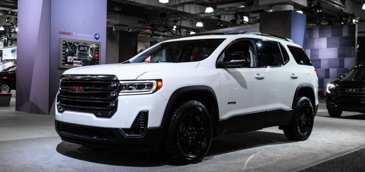 48 A Gmc Acadia 2020 Vs 2019 Images