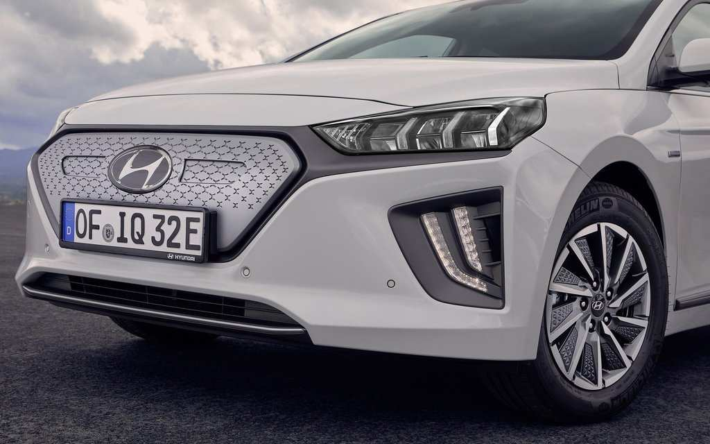 48 A Hyundai Electric Car 2020 Specs And Review