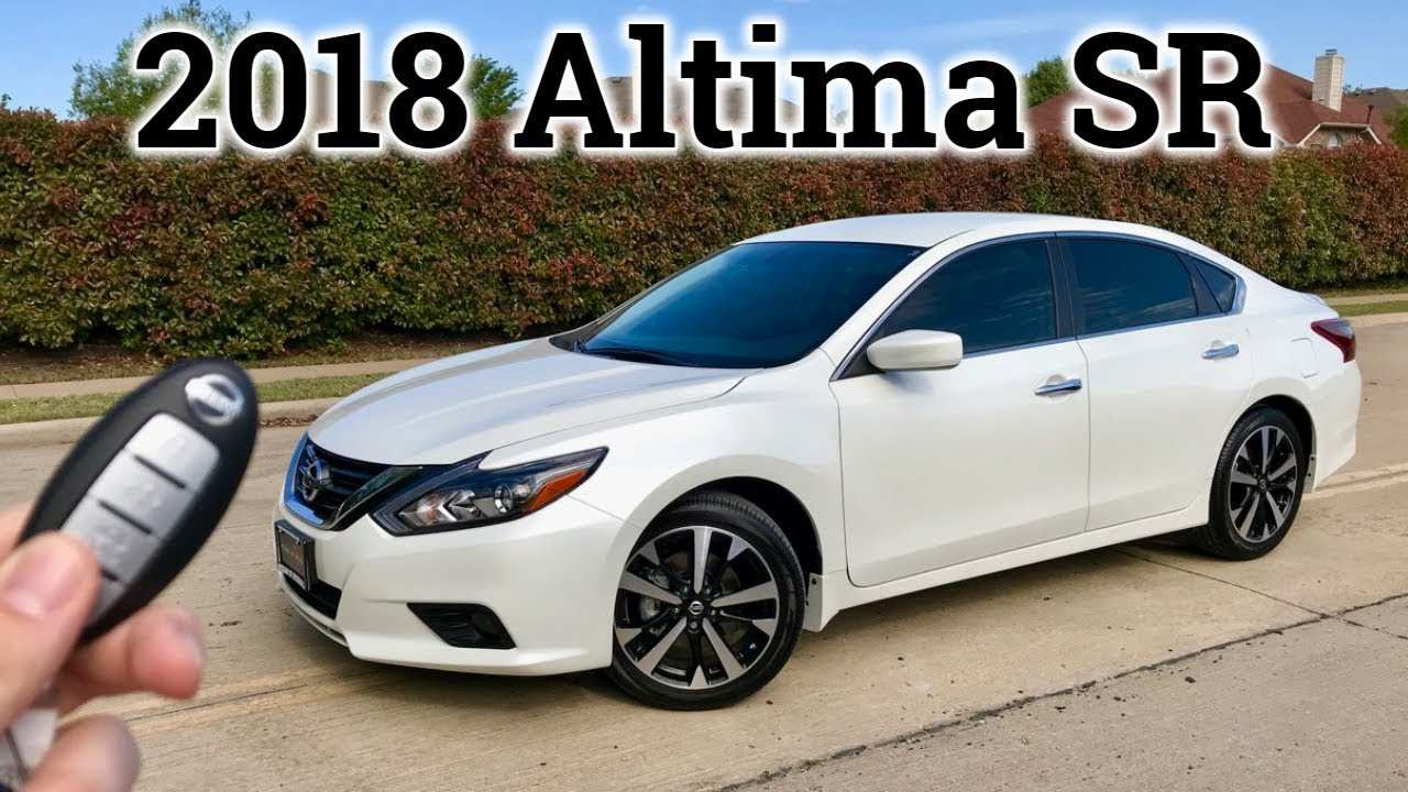 48 All New 2018 Nissan Altima Reviews Prices