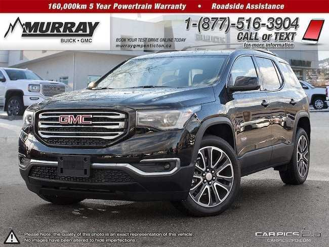 48 All New Gmc 2019 Acadia Price And Release Date Performance And New Engine