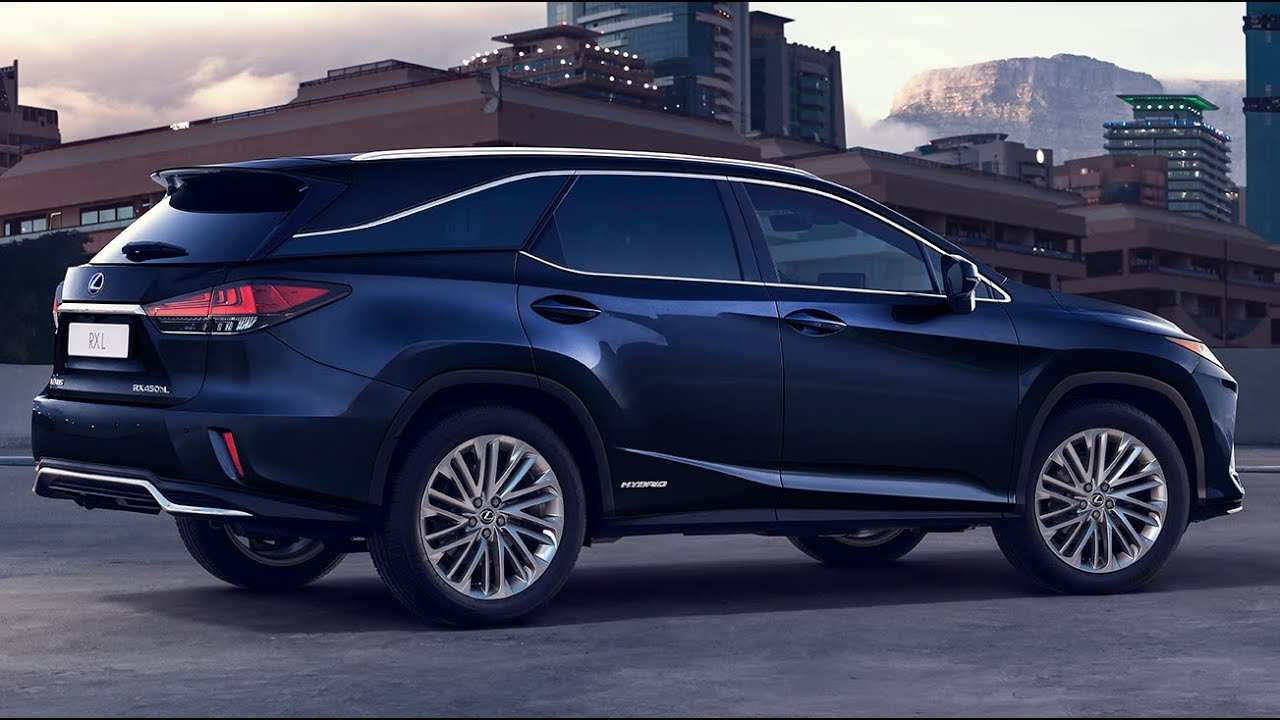 48 Best Lexus Rx 2020 Facelift Picture