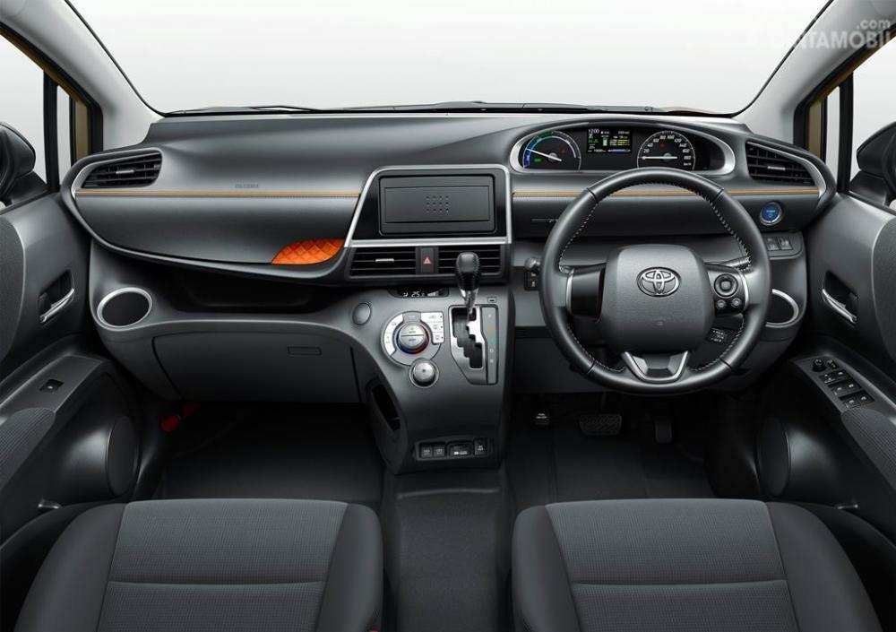 48 Best Sienta Toyota 2019 New Interior Price And Release Date