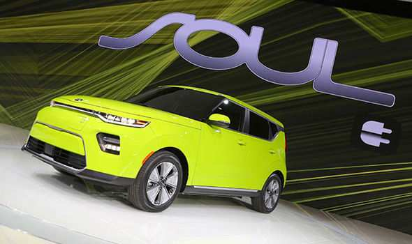 48 The 2020 Kia Soul Ev Release Date First Drive