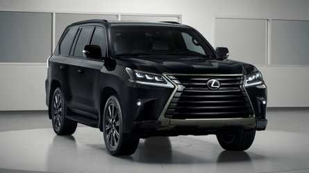 48 The Lexus Lx 570 Year 2020 Research New