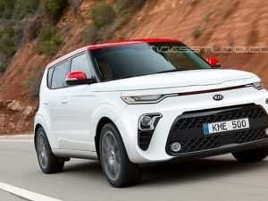 49 All New 2020 Kia Soul Ev Release Date History