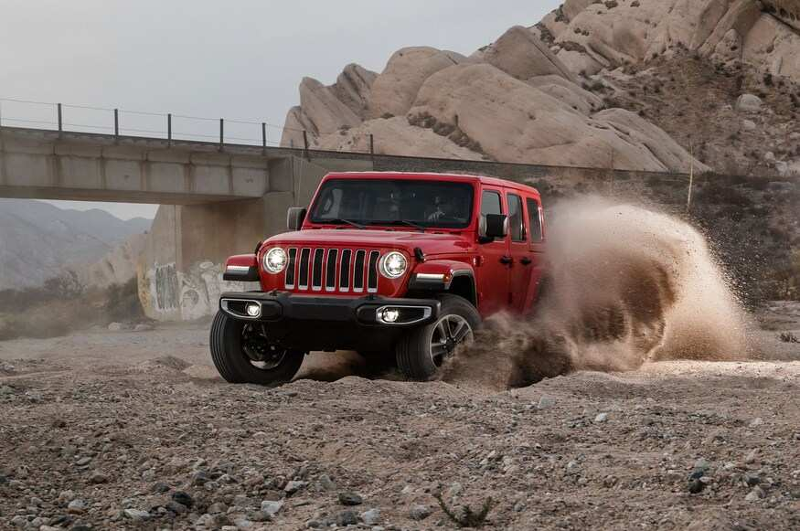 49 All New Jeep Wrangler 2020 Hybrid Price And Release Date
