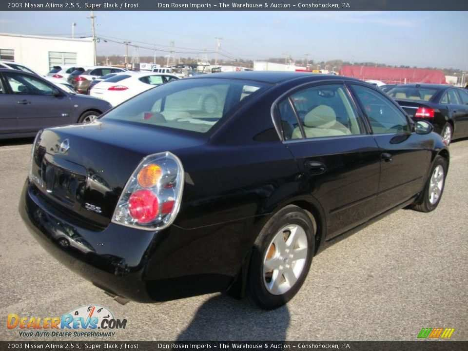 49 Best 2003 Nissan Altima 2 5 Style