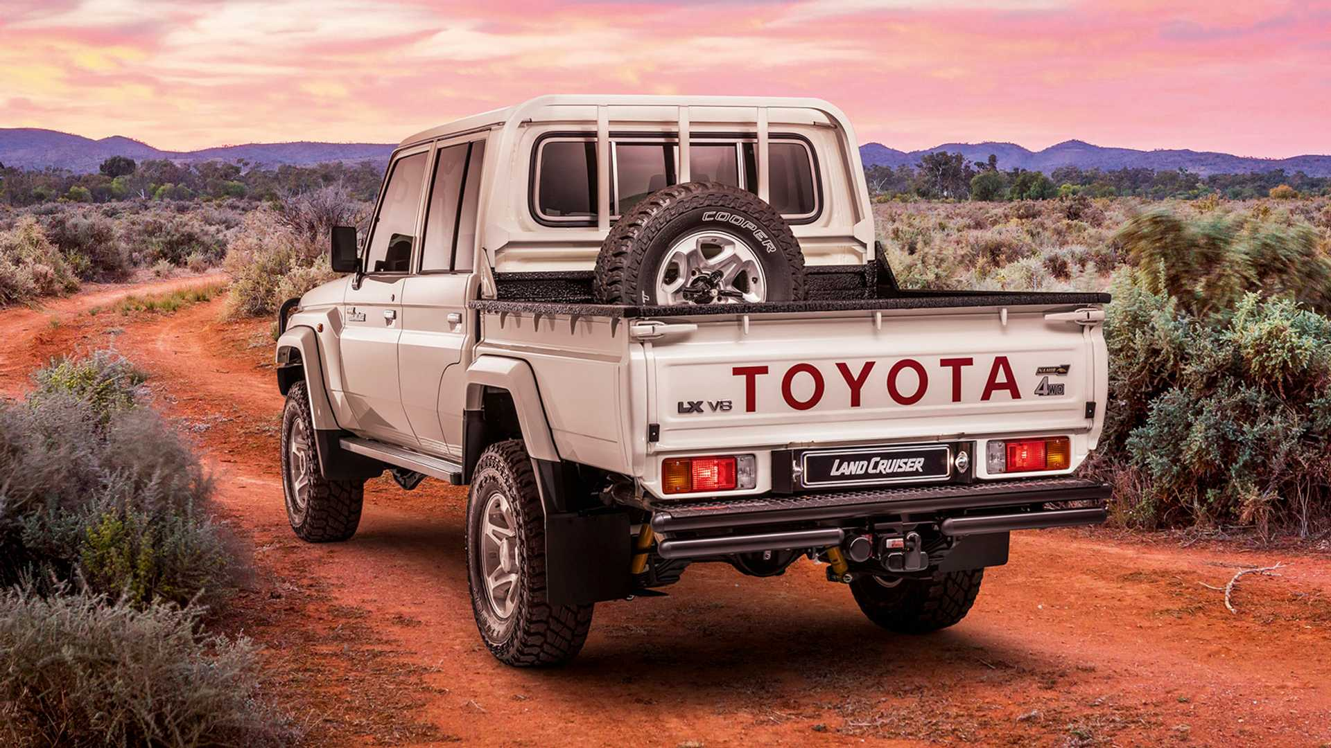 49 New Toyota Diesel Pickup 2020 Pictures