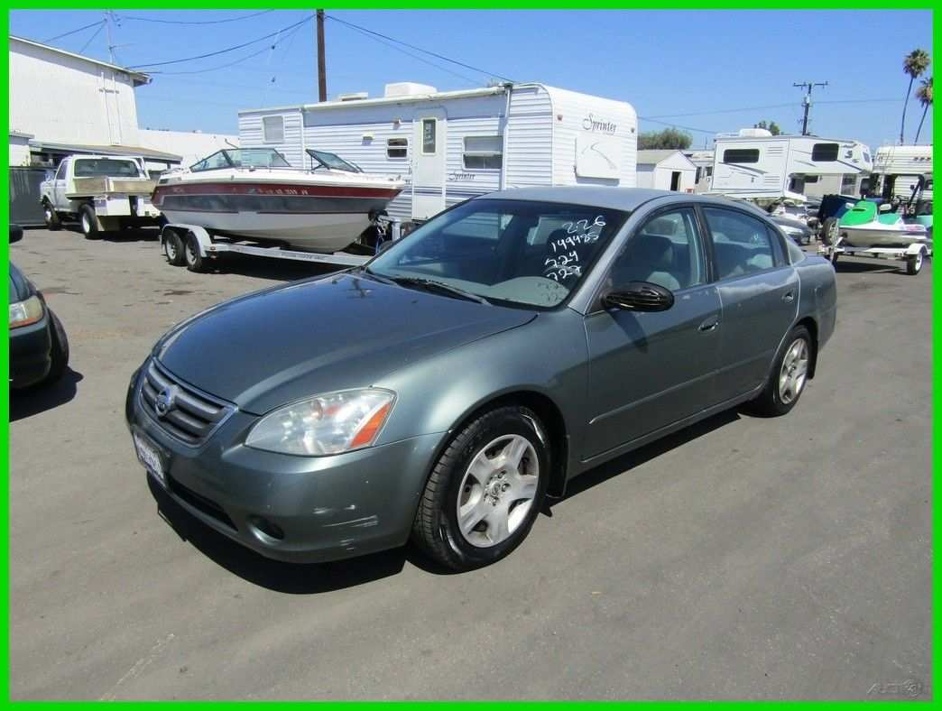 49 The Best 2003 Nissan Altima 2 5 Price Design And Review