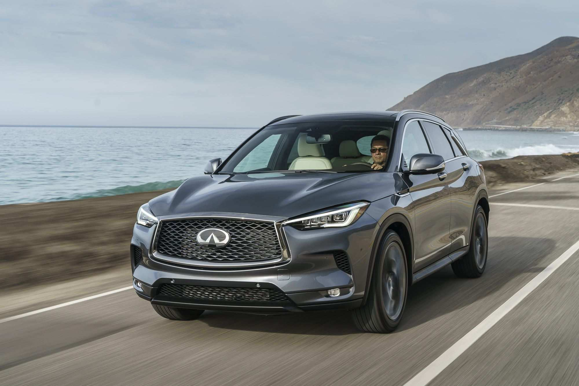 49 The The Infiniti Qx50 2019 Hybrid Concept Redesign