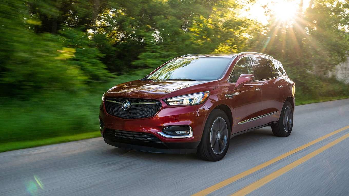 50 A The 2019 Buick Enclave Wheelbase Review Pricing