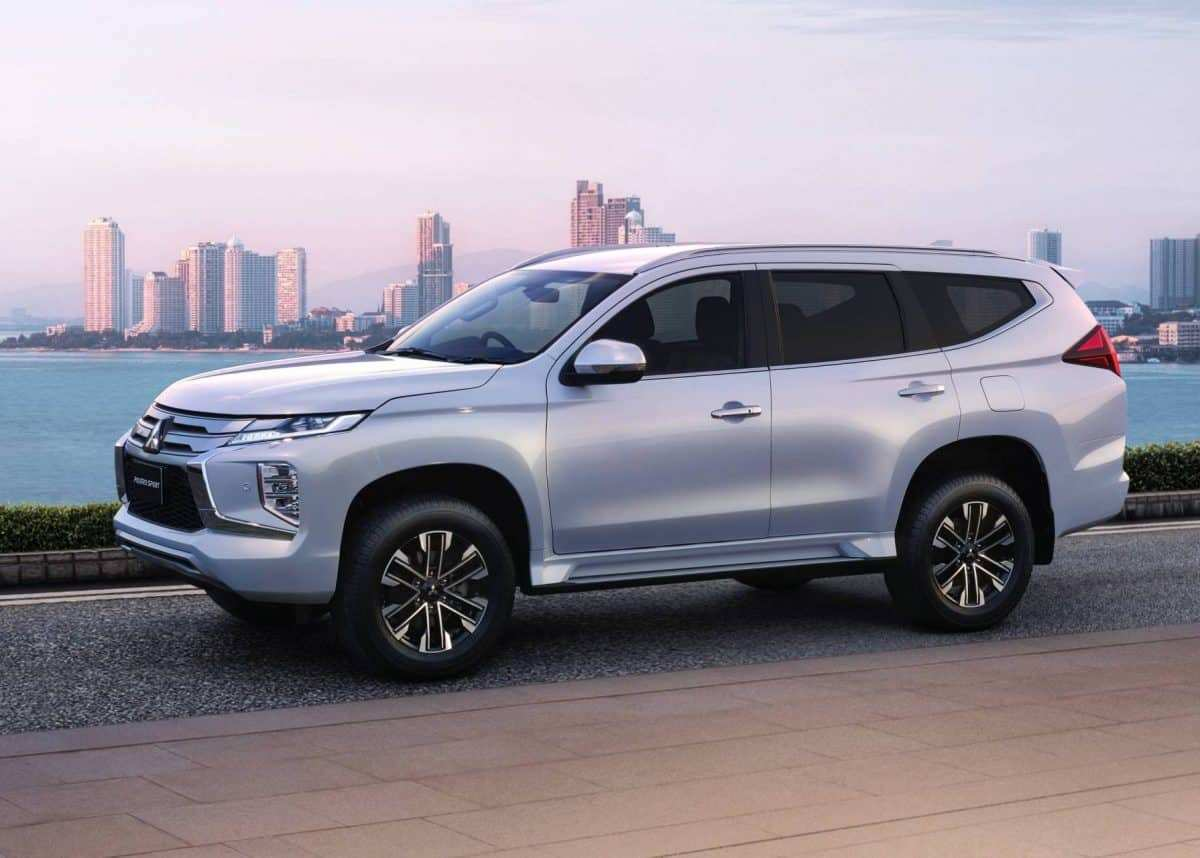 50 All New Mitsubishi Pajero 2020 New Review