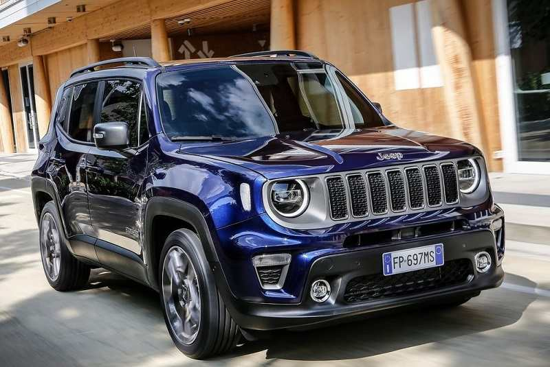 50 Best The Jeep Renegade 2019 India New Review Release