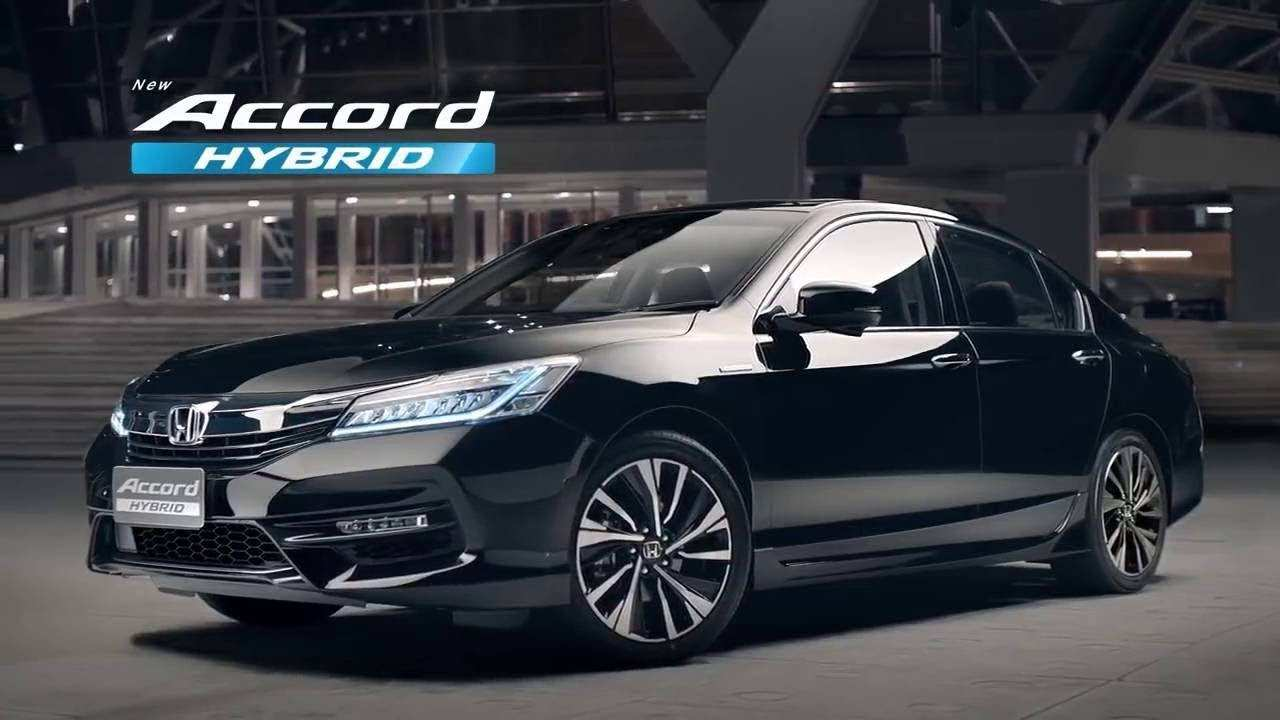 50 New Honda Accord 2020 Redesign Images