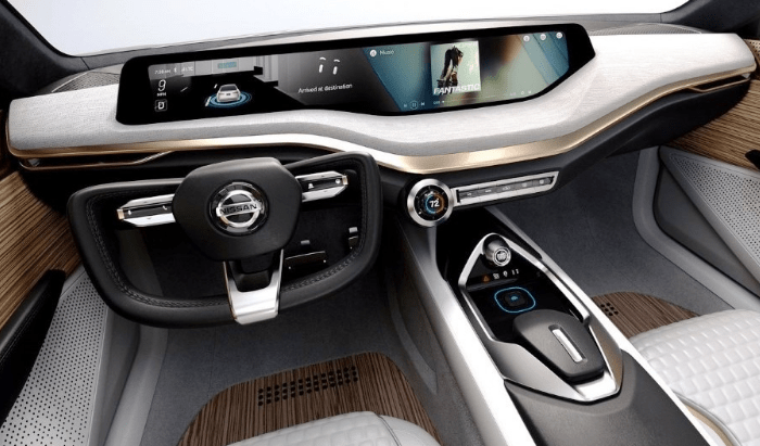 50 New Nissan Concept 2020 Interior Style