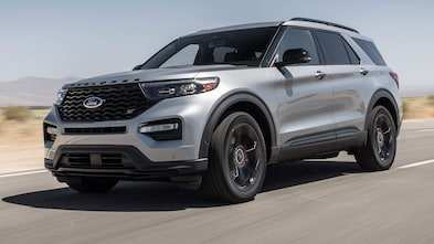 50 The Best 2020 Ford Explorer Hybrid Mpg Price And Review