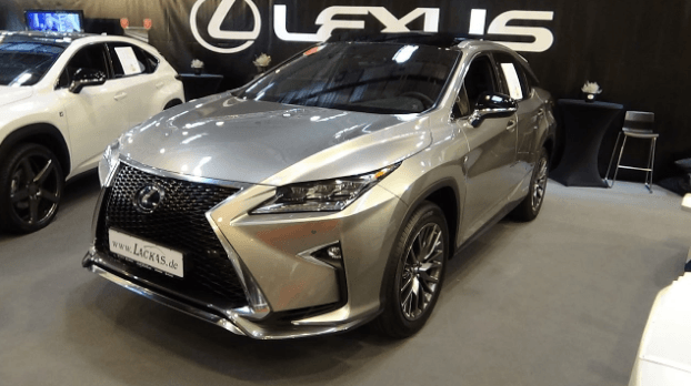 50 The Best 2020 Lexus Rx Release Date Research New