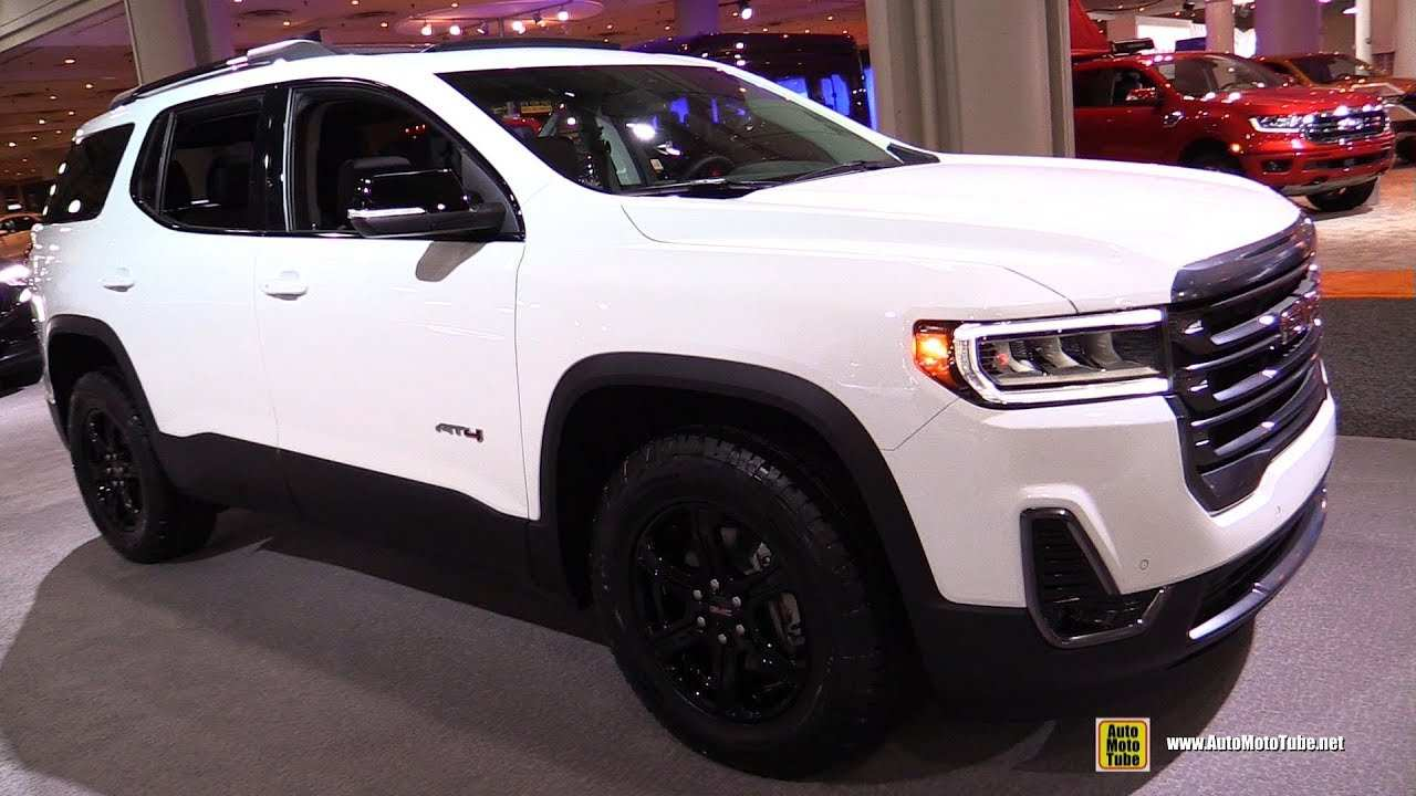 50 The Gmc Acadia 2020 Vs 2019 Price Design And Review