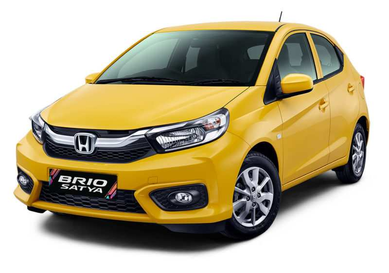 50 The Honda Brio 2020 New Review