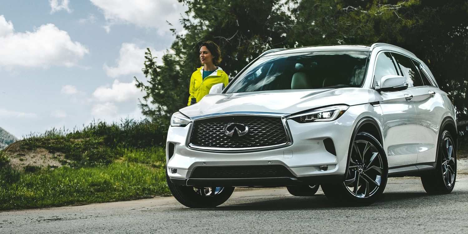 50 The The Infiniti Qx50 2019 Hybrid Concept Release Date And Concept