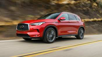 51 A New 2019 Infiniti Qx50 Horsepower Review History