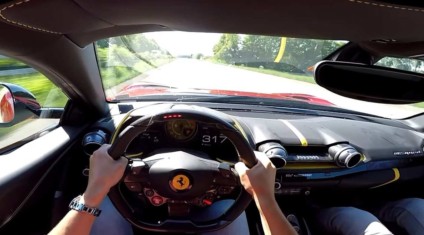 51 All New 2019 Ferrari Superfast Interior Redesign And Review