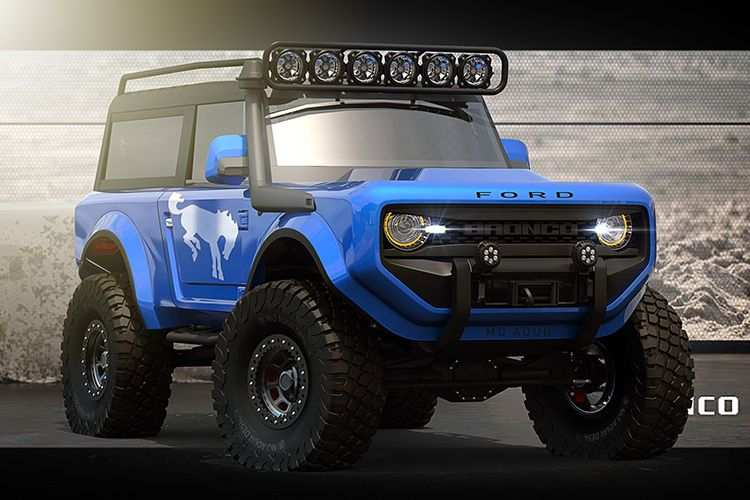51 All New Ford Bronco 2020 Uk Price And Release Date