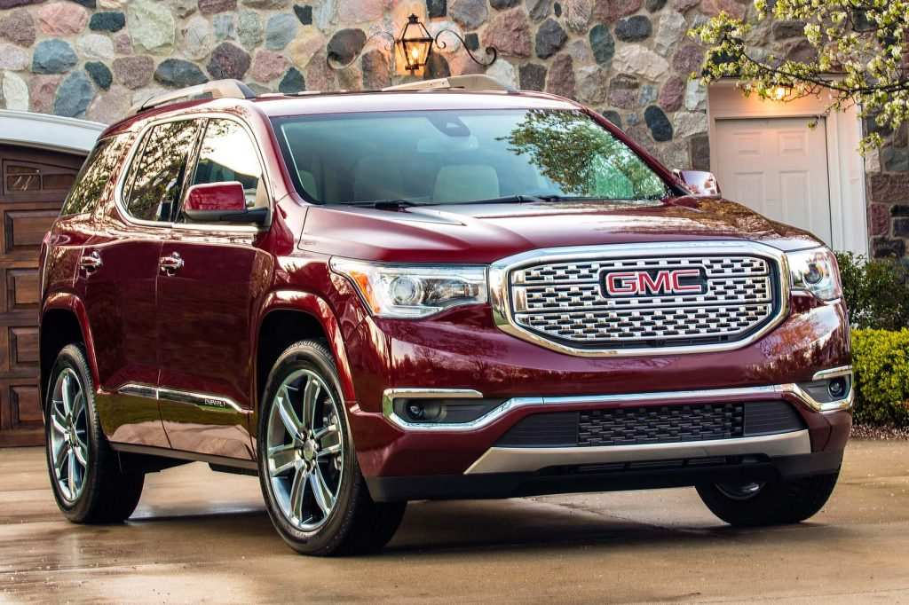 51 All New Gmc Acadia 2020 Vs 2019 Release