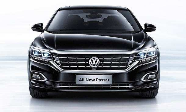 51 New Volkswagen New Passat 2020 Picture