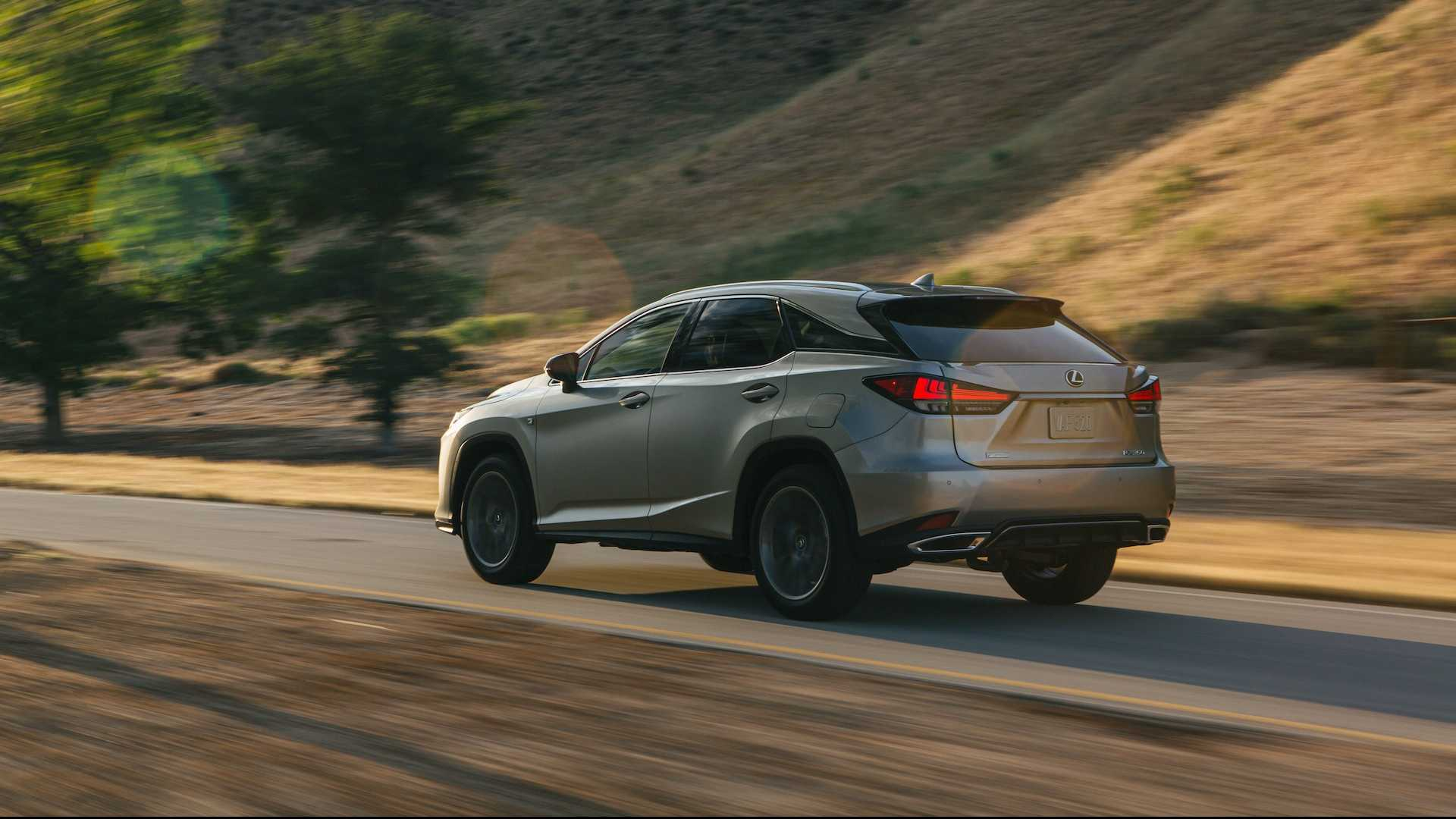 51 The Lexus Rx 2020 Facelift Pricing