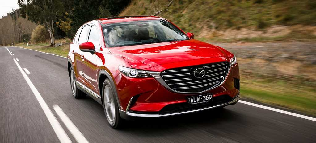 52 A 2019 Mazda Cx 9S Spesification