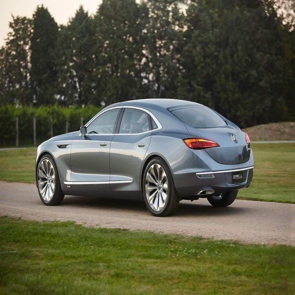 52 A 2020 Buick Park Ave Release