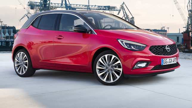 52 A Opel Corsa 2020 Interior Redesign And Review