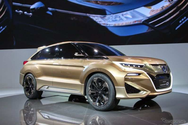 52 Best Honda Urv 2020 Review And Release Date