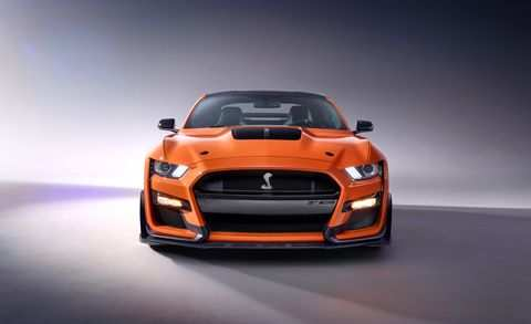 52 New Ford Gt500 Mustang 2020 New Concept