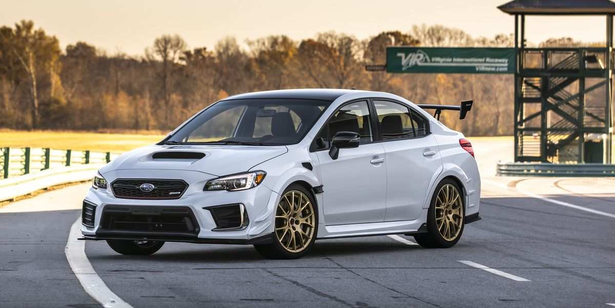 52 New Subaru Impreza Wrx Sti 2020 Price And Release Date