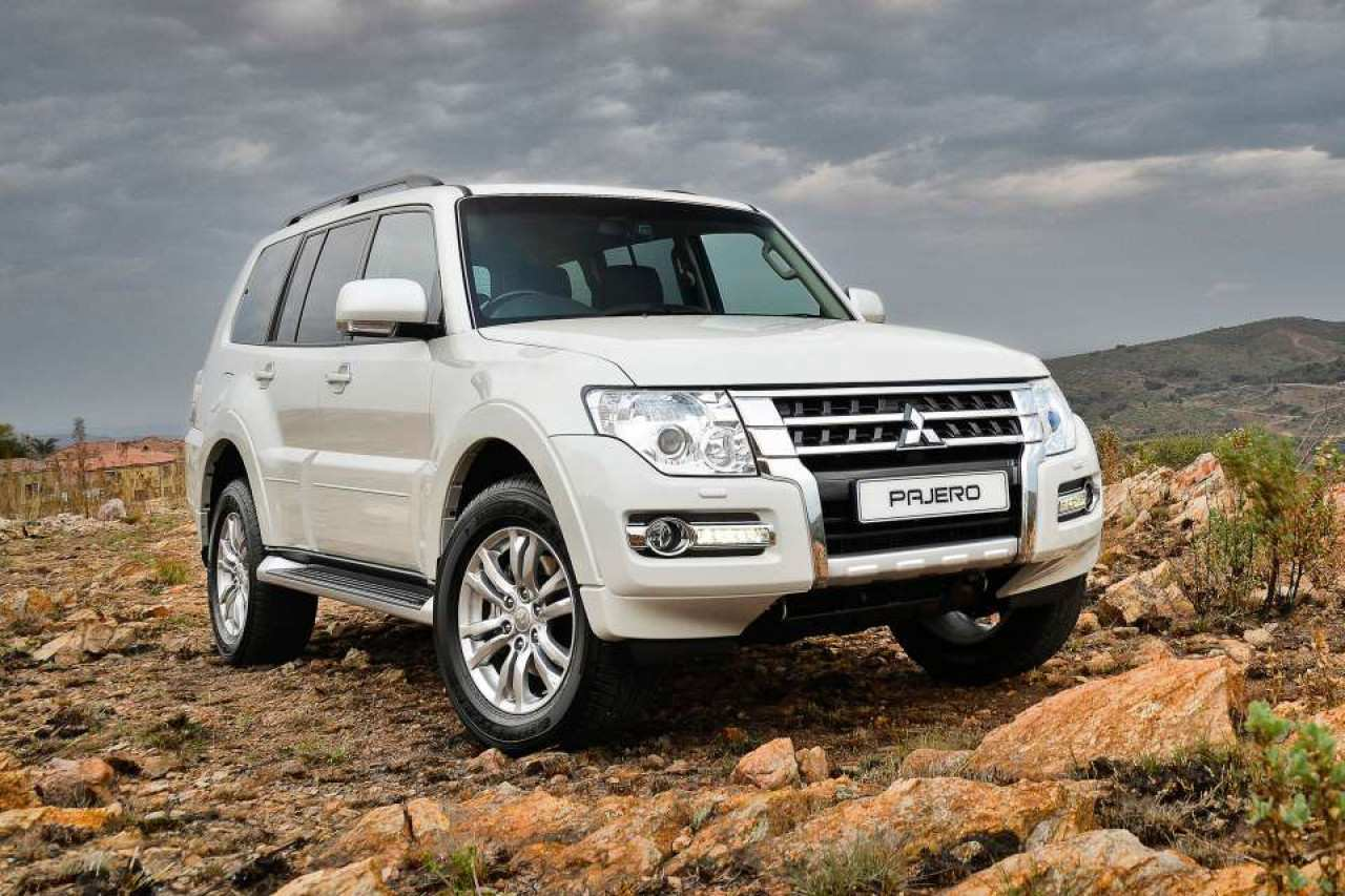 52 The Mitsubishi New Pajero 2020 Picture