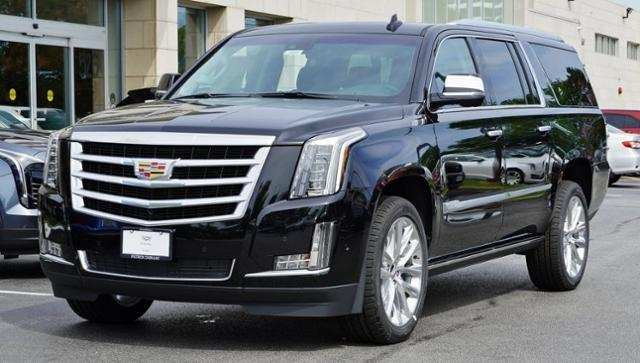 53 A Build 2020 Cadillac Escalade New Model And Performance