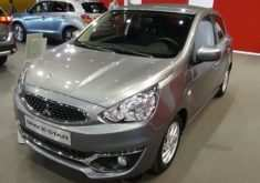 Mitsubishi Space Star Facelift 2020
